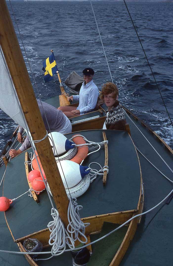 praktiskt båtägande test utombordare